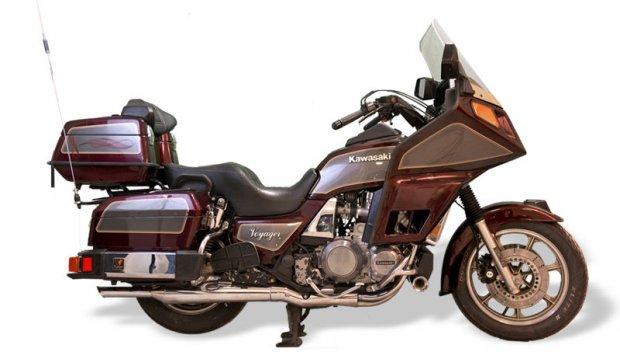 Kawasaki 1300 Voyager – Vendue