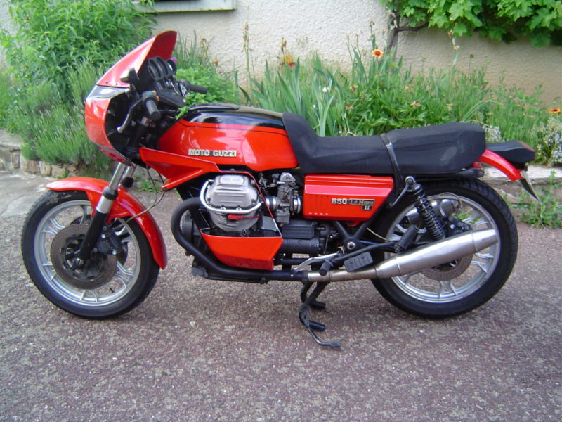 Guzzi 850 Le MANS II